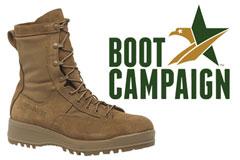 boot campaign 240
